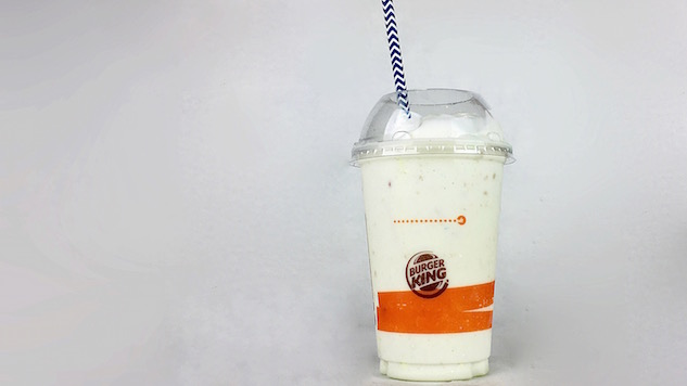 I Tried Burger King's Lucky Charms Shake And My Blood Sugar Went Nuts photo