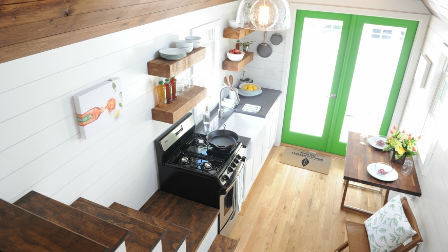 Nestea Brings Tiny House Tour, Free Tastings To Boston Harborfest photo
