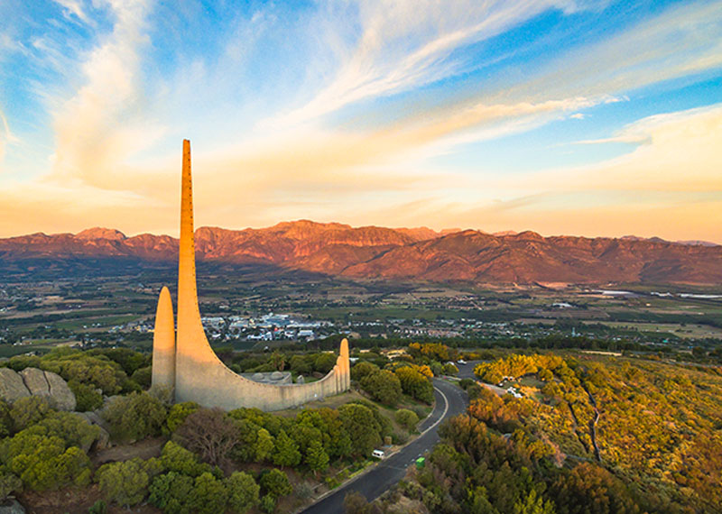 Escape the winter blues and head for the beautiful Paarl region photo