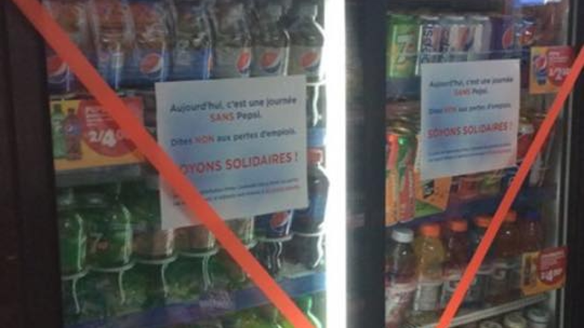 'we Want Jobs In The Region': Mont-laurier Extends Pepsi Boycott Over Job Losses photo