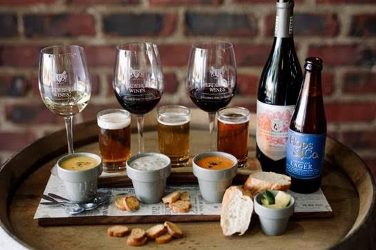 Indulge in Perdeberg Wines Delectable Soup Pairings photo