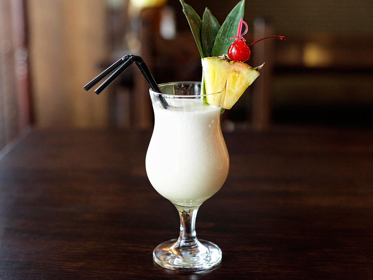 Monkey Colada Cocktail photo