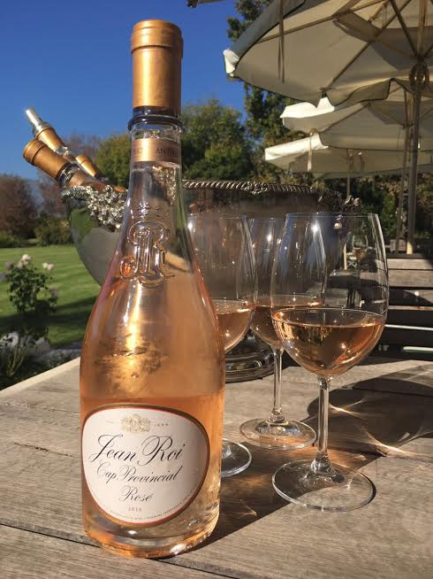 Anthonij Rupert Wyne launches SA's first premium Rosé photo