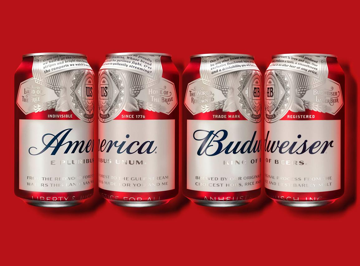 Budweiser America: Recapturing Their Largest Market Through Packaging Redesign photo