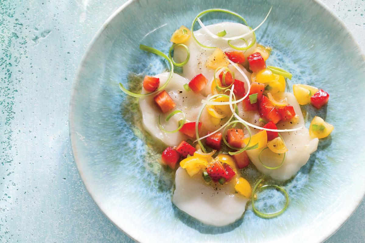 Taste Summer With This Scallop Recipe: Ricardo photo