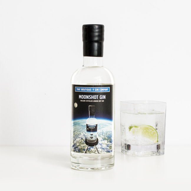 This Space Gin Is Made With Botanicals Sent To Space!! photo