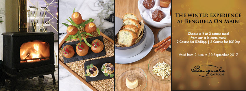 Indulge in a Winter Experience at Benguela on Main photo