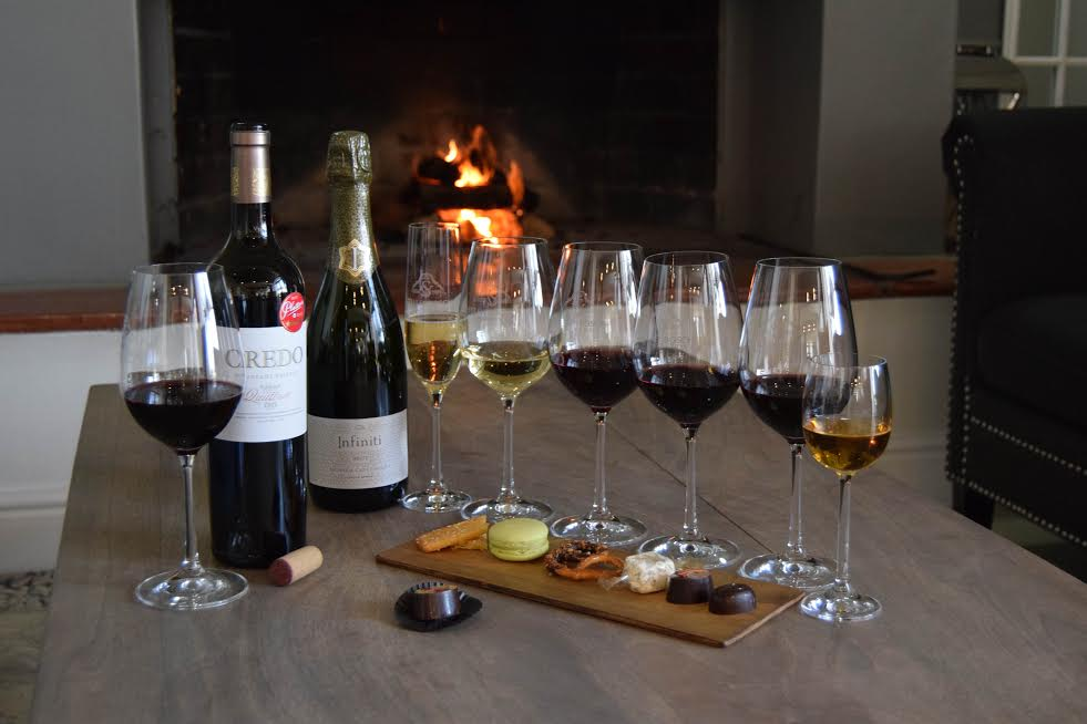New Winter Wine Pairing at Stellenbosch Vineyards photo