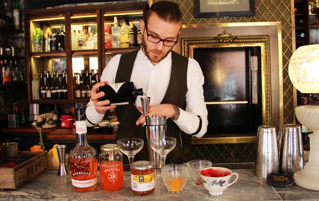 Wenneker Swizzle Masters Breakfast Martini Results photo