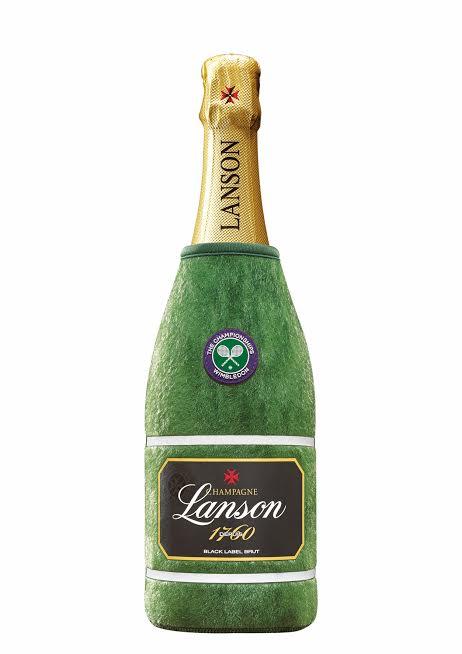 wimbelton Champagne Lanson Celebrates 40 Years of Partnership with the Wimbledon Tennis Championship