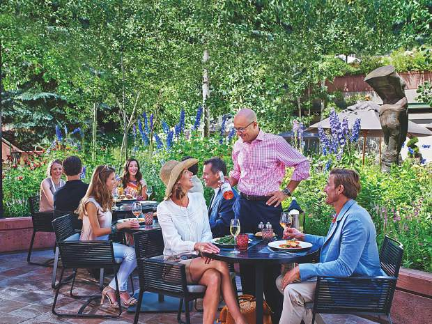 Vail Wine Ink Column: Luxury Wine Events Coming To Aspen Food & Wine Classic photo