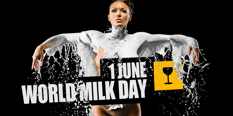 Happy Sexy Milk Day photo