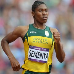Semenya Leads Formidable Gsport Awards Finalists photo