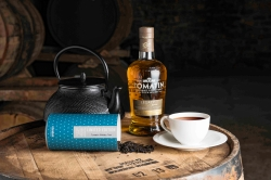 Say Cheers To A Nice Cup Of Whisky-flavoured Tea From Highlands' Tomatin Distillery photo