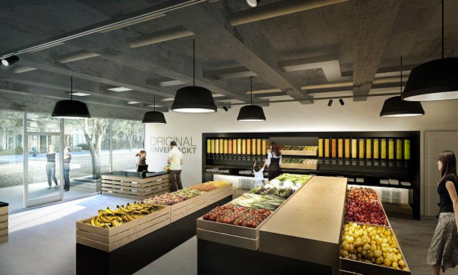 This Zero-waste Grocery Store Has No Packaging, Plastic Or Big-name Brands photo