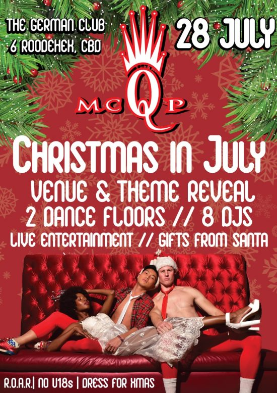 2017 MCQP Christmas in July poster e1500387774807 MCQP to host its first ever Christmas in July party