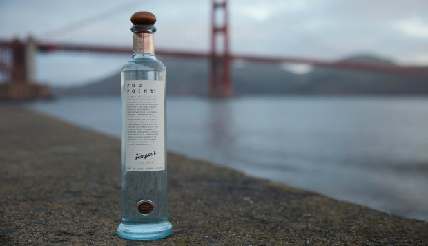 A Vodka Made From Fog photo