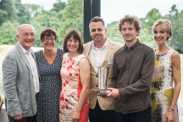 Bolney Scoops Top Prize At Inaugural Uk Wine Awards photo