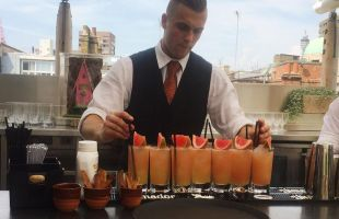 The History Of Tequila: Taste-testing On A London Rooftop Bar photo