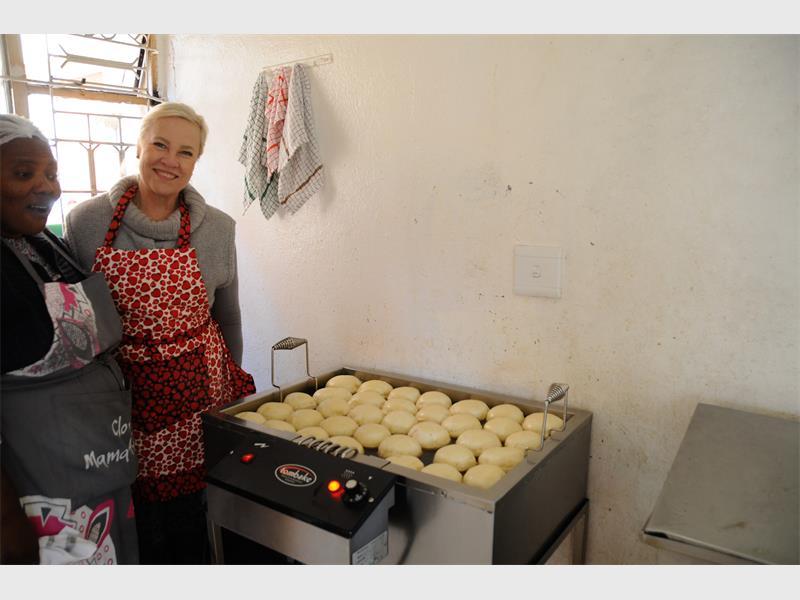 Madiba Day With Clover Mama Afrika And Unicode Systems photo