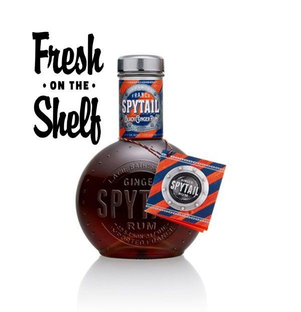 #freshontheshelf: Spytail Rum Launches Amid Category Comeback photo