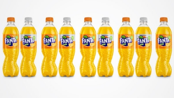 Bending The Rules, Fanta Twists Its Way To A New Bottle Design photo