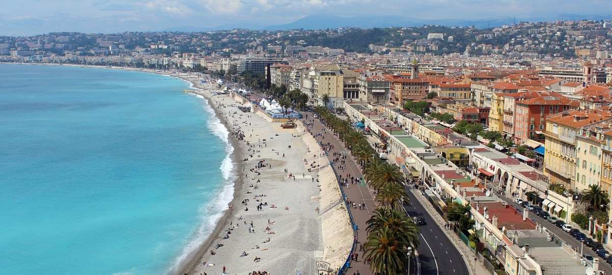 Postcard From France: Cote D'azur, By Robert Whitley photo