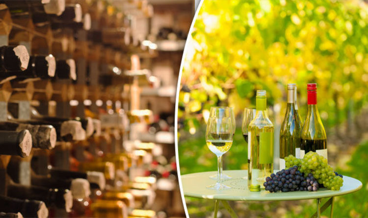 British Wine Industry On The Rise After Transformation Of Industry photo