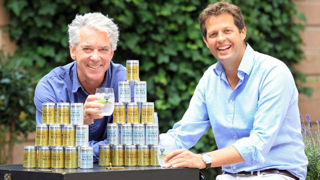 Fever-tree Drinks Boss Makes £29m From Shares Sale photo