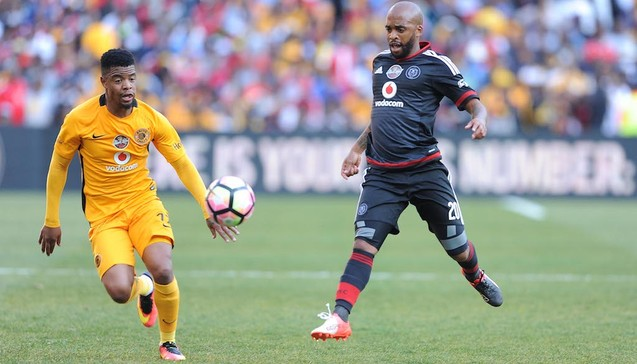 Oupa Manyisa, George Lebese, Happy Jele And Itumeleng Khune Lead The Way In Most Carling Black Label Champions Cup Appearances photo