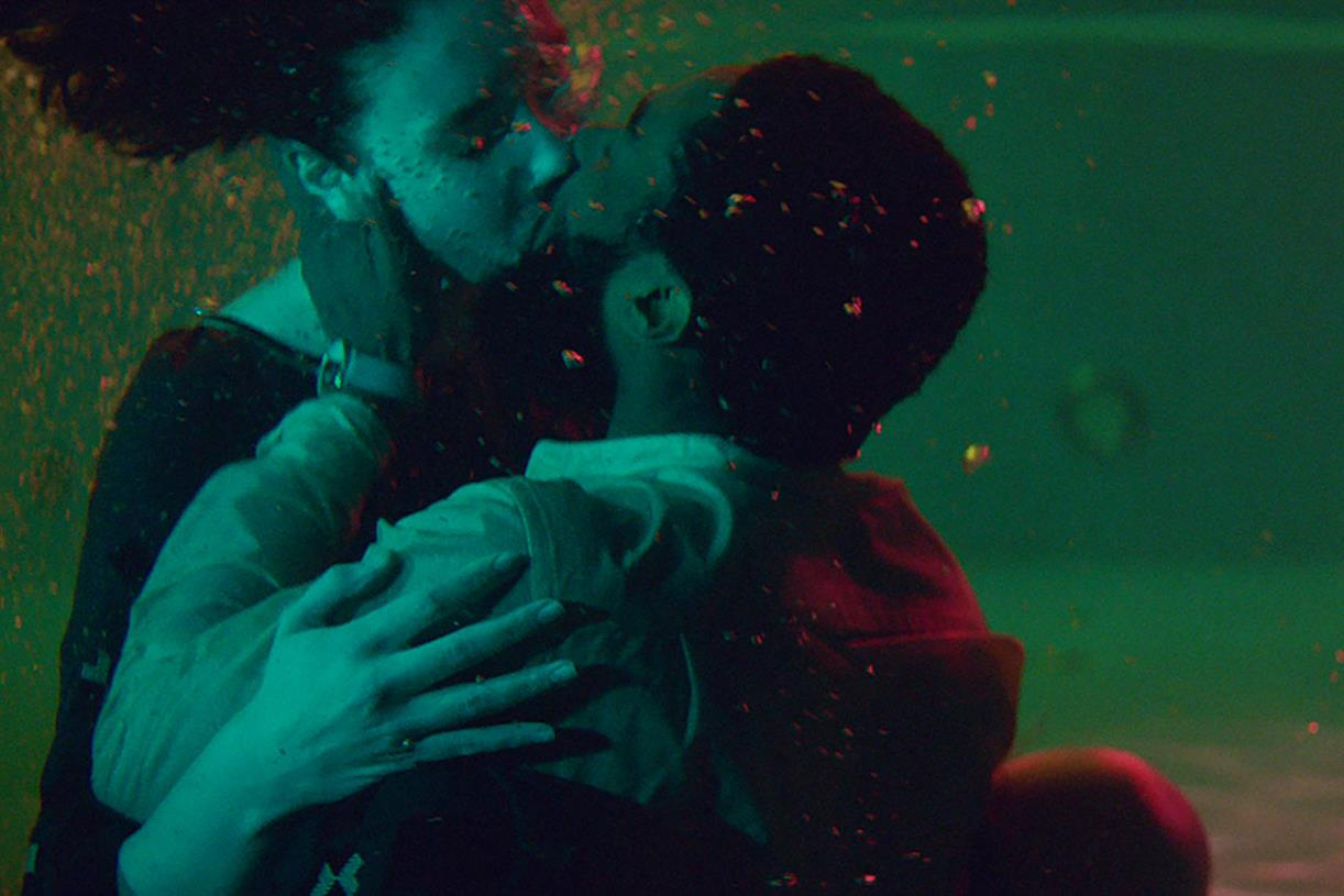 Why A Kiss Isn't Just A Kiss For Absolut photo