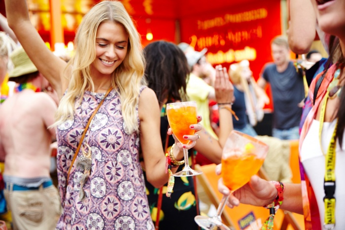 Aperol To Kick-start Londoners? Evenings This Summer photo