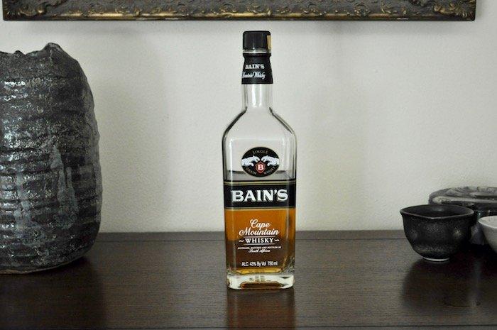 Whisky Review: Bain's Cape Mountain Single Grain photo