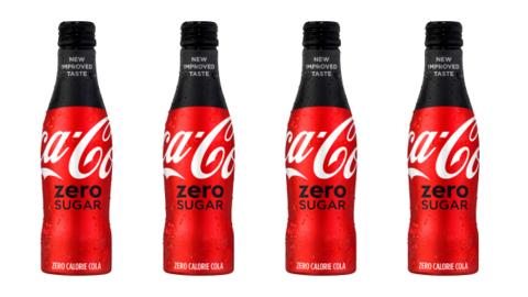Coca-cola Zero Sugar Launches In The Us photo