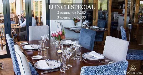 De Grendel Restaurant Lunch Special photo