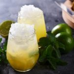 Is it a good idea to add ice to fruit juices? photo