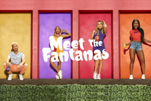 Fanta Brings Back The 'the Fantanas,' Now With 25% More Dude photo