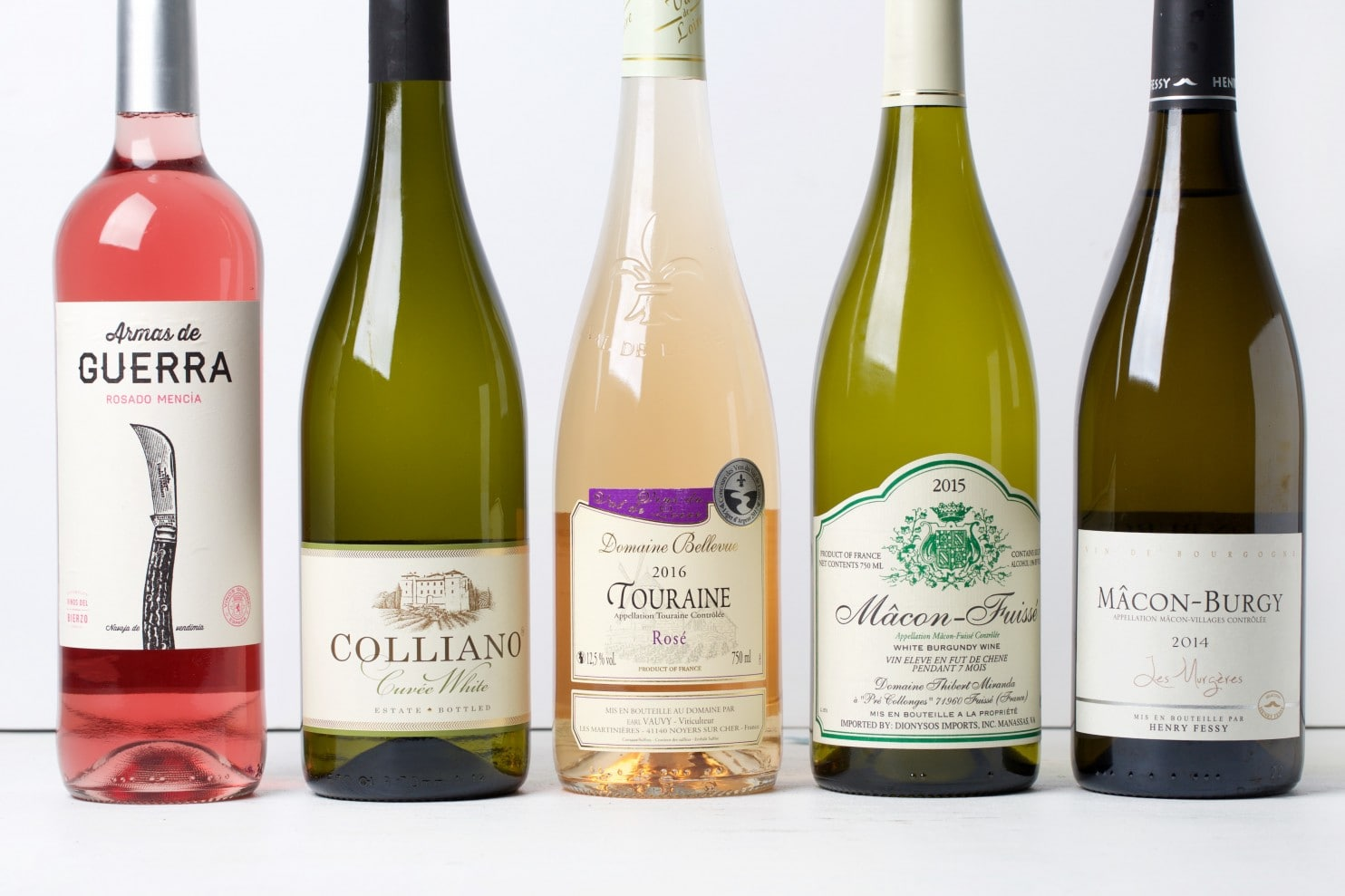 5 Refreshing Wines To Drink Right Now photo