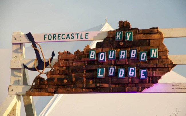 Forecastle Bourbon Lodge Raises The Bar With Rare Releases And 'fireside Chats' photo