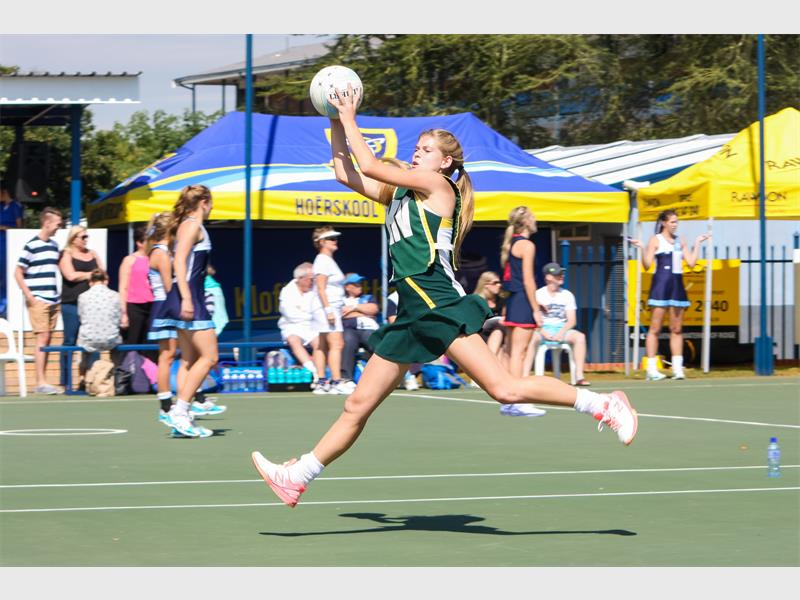 Gissing In Possession Of A Netball Dream photo