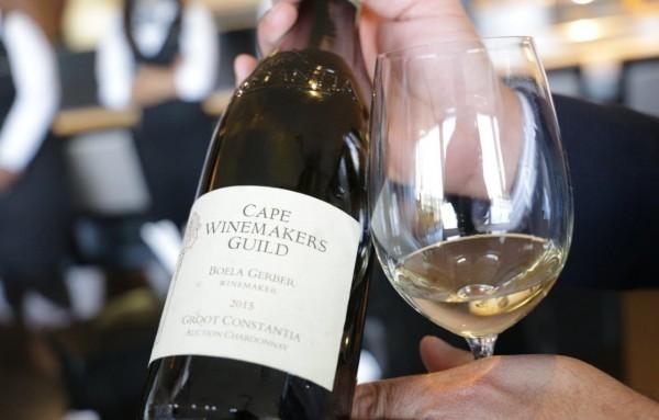 Tsogo Sun Showcases Auction Wine, Winter Tapas photo