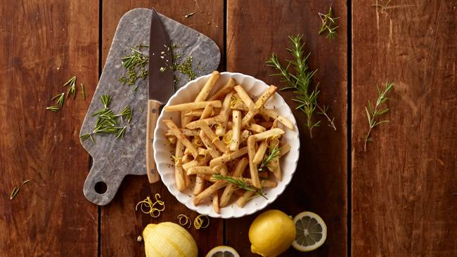 It's National French Fries Day! photo