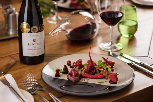 La Motte presents An Evening of Vintage Wine and Venison photo
