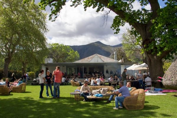 Bid Winter farewell and embrace Spring with the Franschhoek Uncorked Festival photo