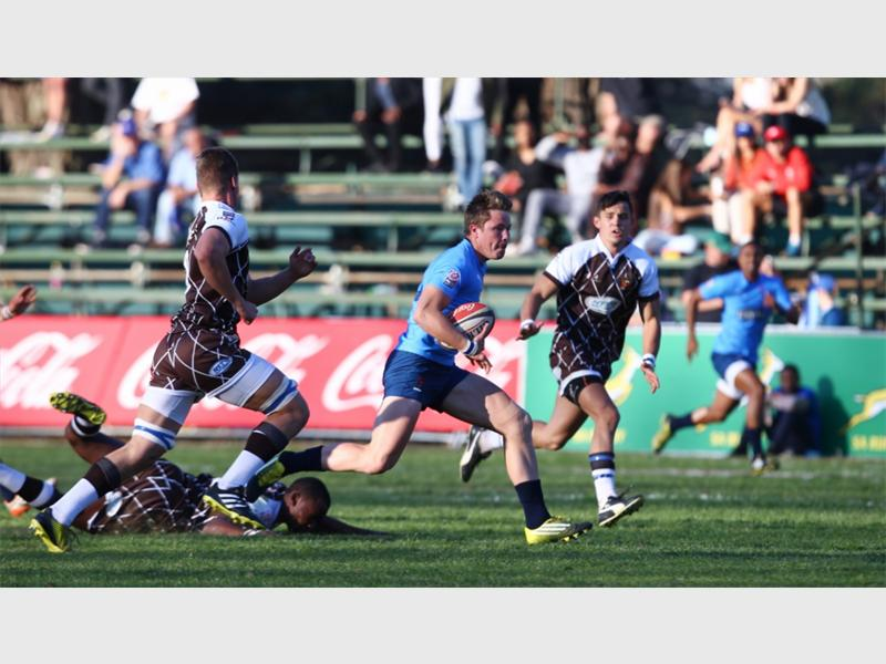 Scouting Young Talent At The Coca-cola U18 Craven Week photo