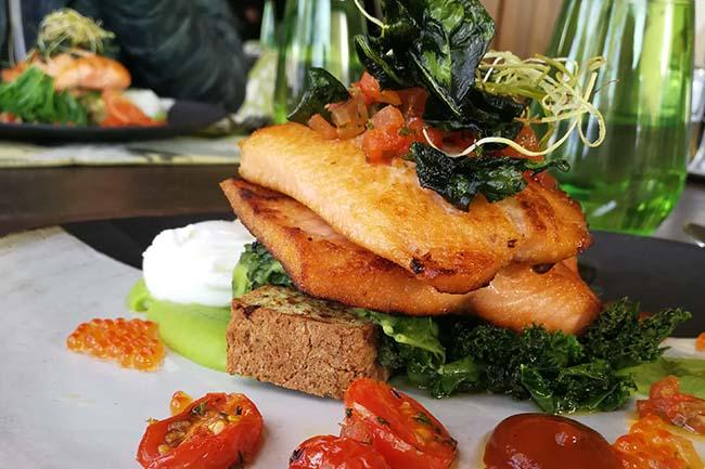 Now serving: Food meets art at Pierneef à La Motte photo