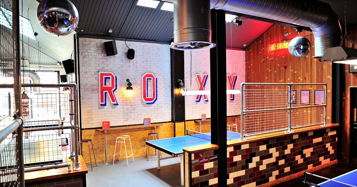 Roxy Ball Room Launches 'bottomless Lunch' With Near Limitless Food And Booze photo