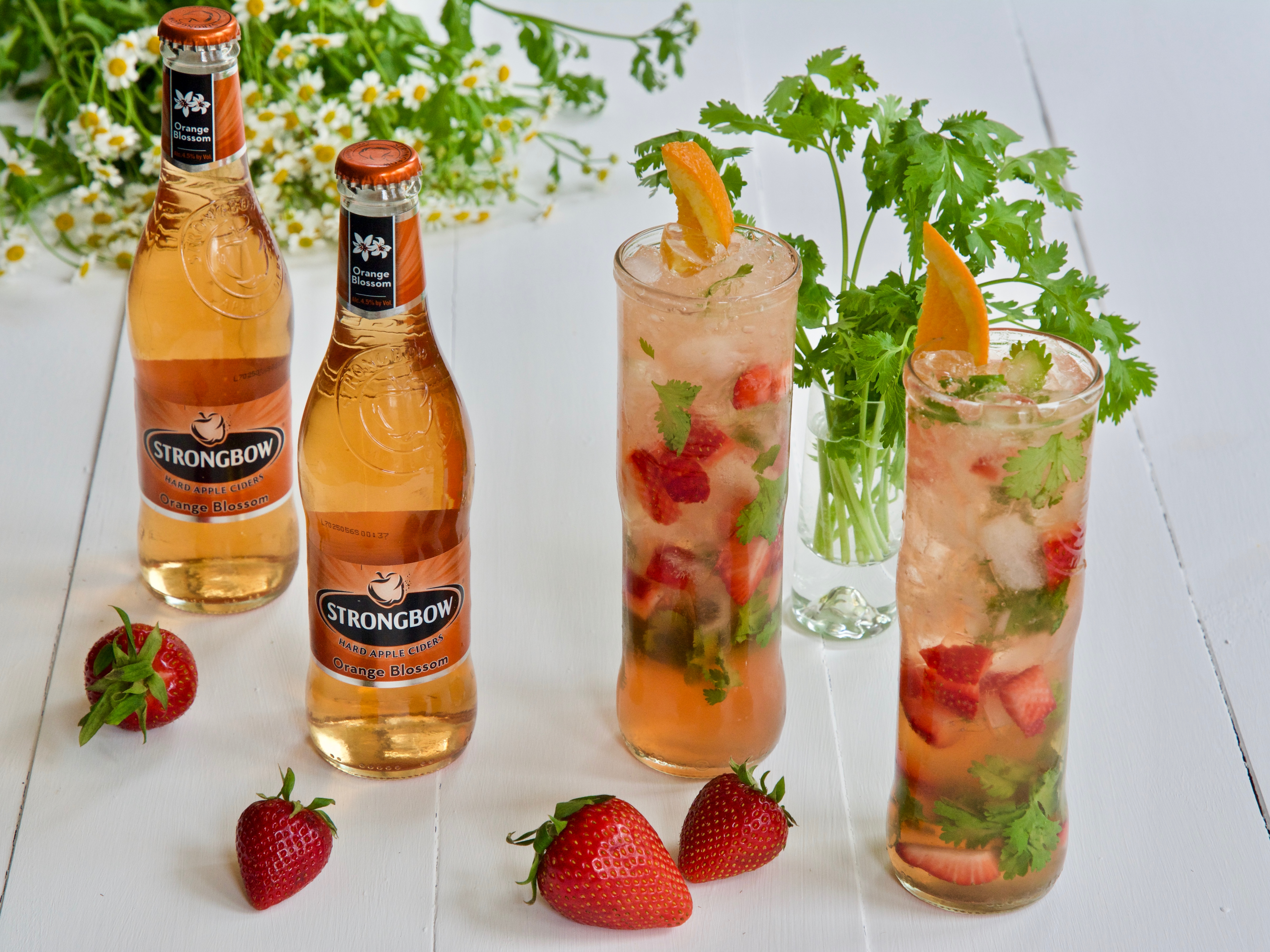 Strongbow Strawberry Spritz photo