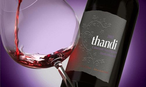 ThandiCabernetSauvignon1411uxi500 There Is A South African Wine With Your Name On It
