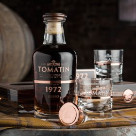 Tomatin Launches 1972 Single Malt Whisky photo